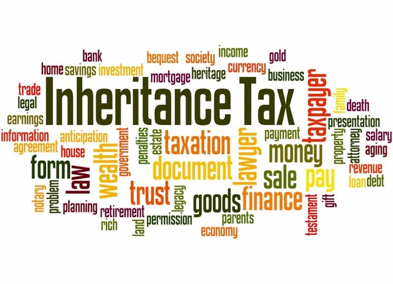 نحوه محاسبه مالیات بر ارث,نرخ مالیات بر ارث,قانون مالیات بر ارث
